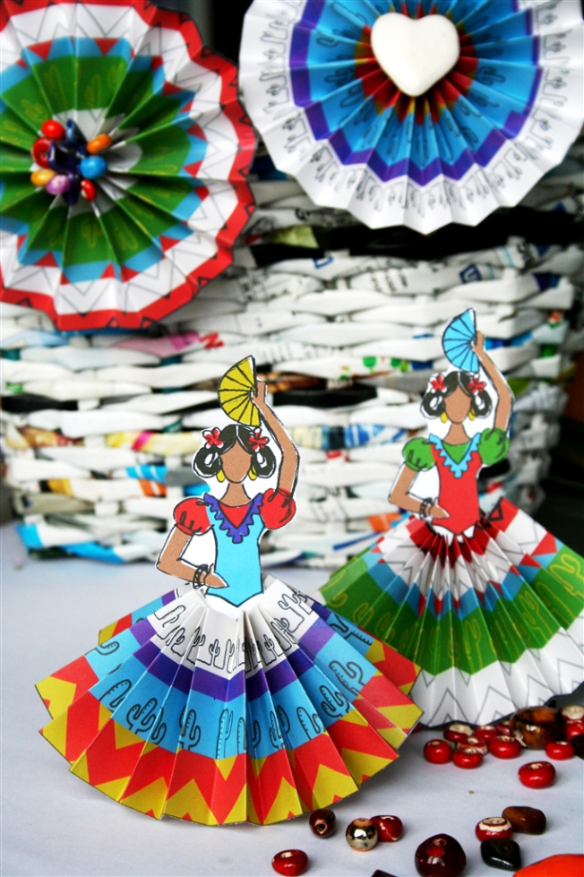 Mexican Fiesta Printable Decorations