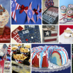 Patriotic Party Crafts, Decor, Recipes, and Free Printables