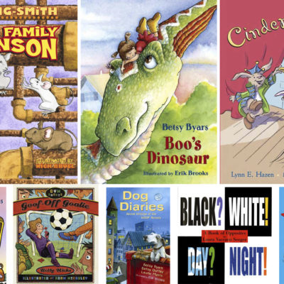 30 Short Chapter Books for Pre-K through Grade 3