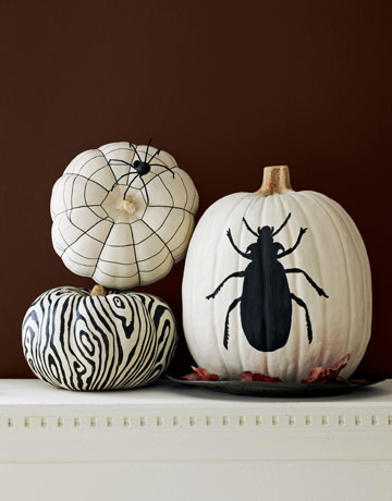 10 Creative No-Carve Pumpkin Ideas