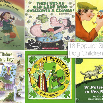 10 Popular St. Patrick's Day Children's Books