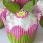 Coconut Surprise Key Lime Cupcakes Recipe