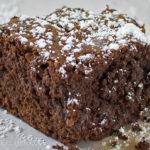 Dark Chocolate Fudge Brownie Recipe
