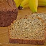 Homemade Spiced Banana Bread Recipe