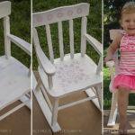DIY Vintage Decor Chair