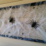 DIY Spider Web Frame Craft