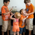 5 Tips to Get Kids to Help Around the House