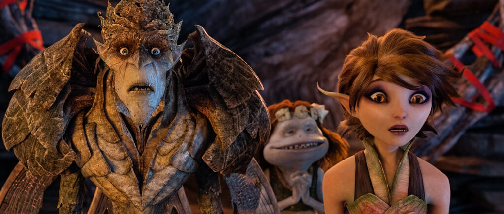 Touchstone Pictures Strange Magic