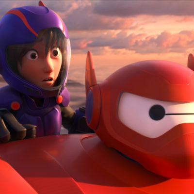 Interview: Big Hero 6 Actors Ryan Potter and Scott Adsit