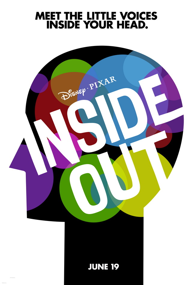 New Release: Inside Out Movie Trailer