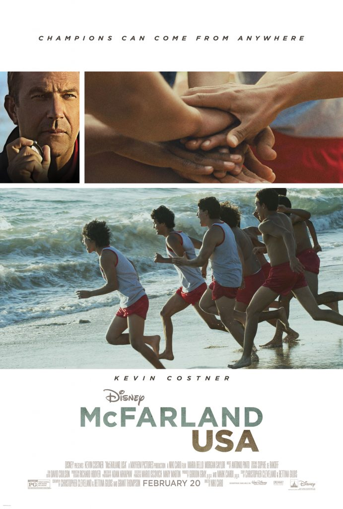 McFarland USA Movie Review