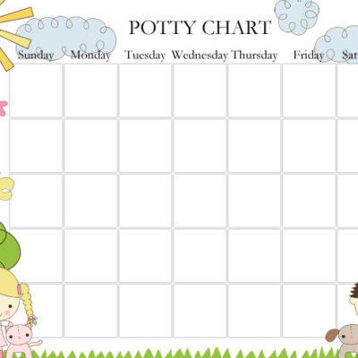 10 Best Potty Training Tips for Real Moms + Free Printable Potty Training Chart