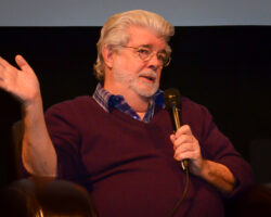 Interview: Executive Producer George Lucas – Part 1