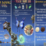 Strange Magic Activity Sheets and Recipes