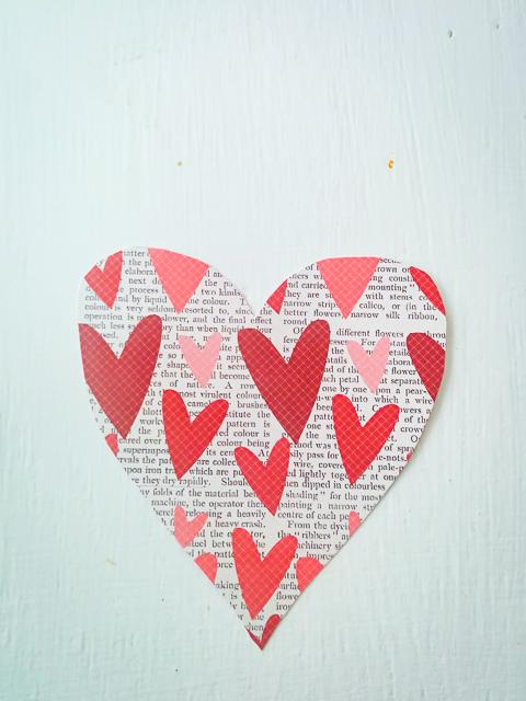 Valentine's Day Craft Ideas - Paper Arrows