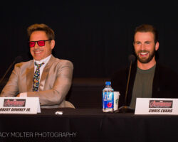 Avengers Age of Ultron Press Conference