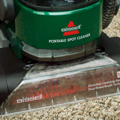 Spring Cleaning Tips with BISSELL Deep Cleaner – Yearly Cleaning Checklist