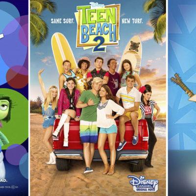 Disney's Inside Out Red Carpet Premier Event