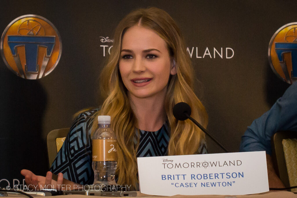 Tomorrowland Press Conference