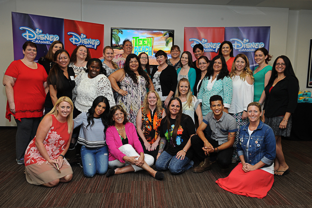 Teen Beach 2 Event