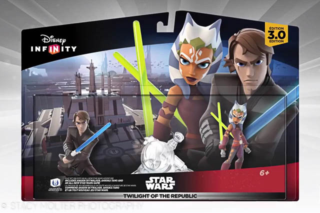Disney Infinity 3.0 - Marvel, Star Wars, Inside Out and more!
