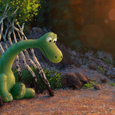 Go Behind the Scenes with The Good Dinosaur In-Home Entertainment