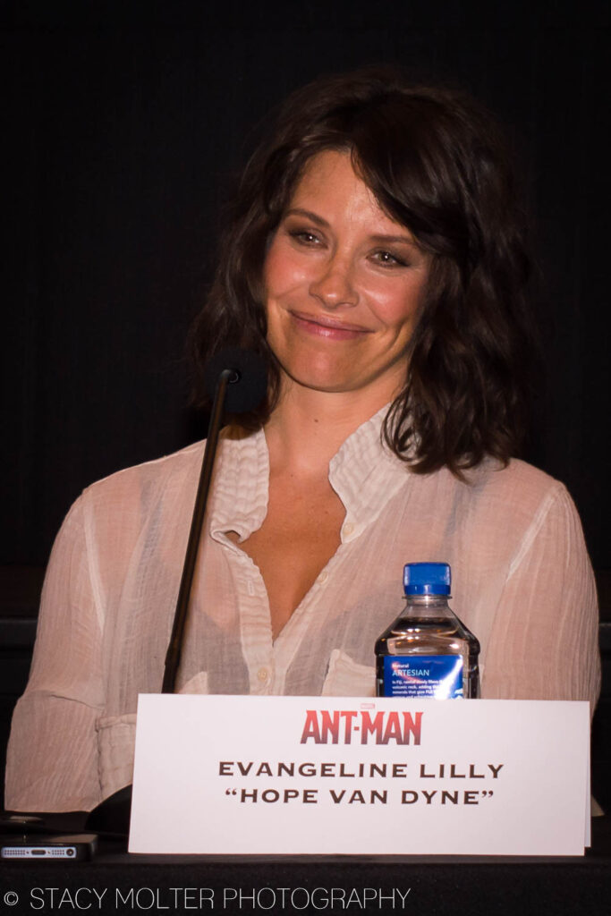 MARVEL Ant-Man Press Conference