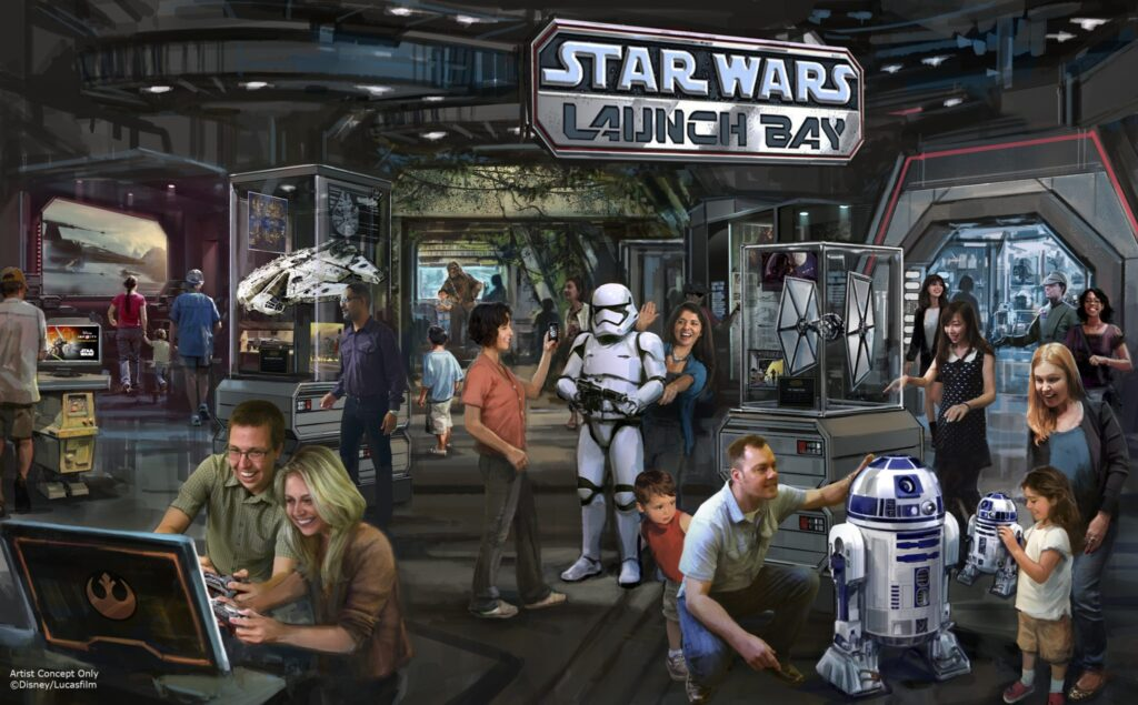 Walt Disney Parks and Resorts Announces New Lands, Entertainment and Experiences at D23 EXPO 2015