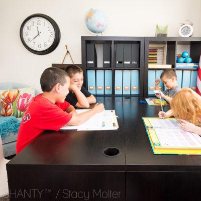Kindergarten Grade Homeschool Schedule