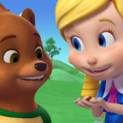 Disney Junior's Goldie & Bear Premiers Wednesday, Nov. 11th