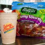 NEW Goosebumps Shake Recipe from Johnny Rockets