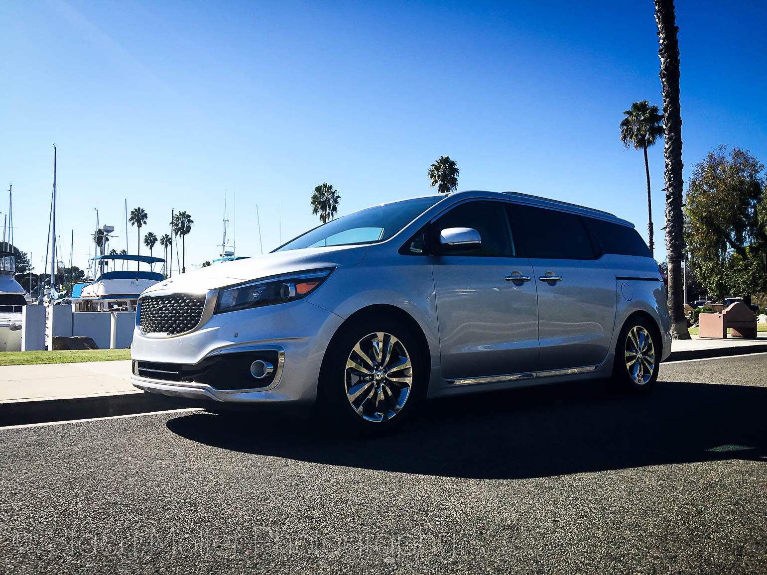 Exploring California in the 2016 Kia Motors Sedona SX-L