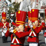 Holidays at the Disneyland Resort Deliver Extra Dazzle with the Diamond Celebration