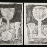4th Grade Art: Drawing with an Eraser