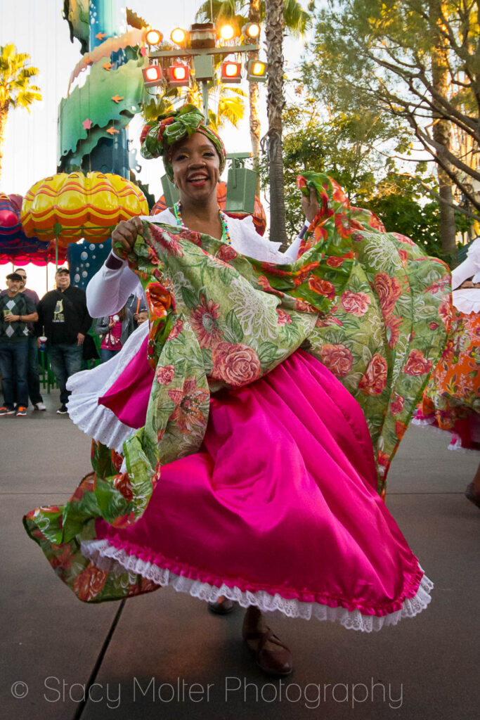 Disney ¡Viva Navidad! Holiday Celebration