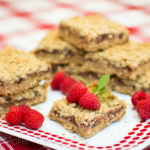 Raspberry Crumb Bars – A Berry Delicious Holiday Dessert