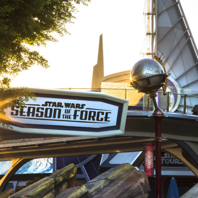 The Force Awakens at the Disneyland Resort! New Star Wars Season of the Force Arrives in Tomorrowland