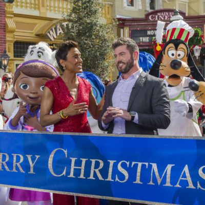 """32nd Annual Disney Parks Christmas Day Parade Promises to be the Most """"Unforgettable"""" Special Yet!"""
