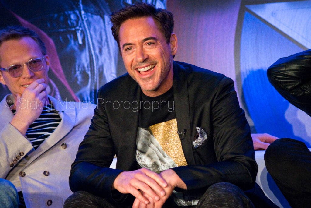 Captain America: Civil War Press Conference