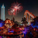 Ring In The New Year At Knott's Berry Farm