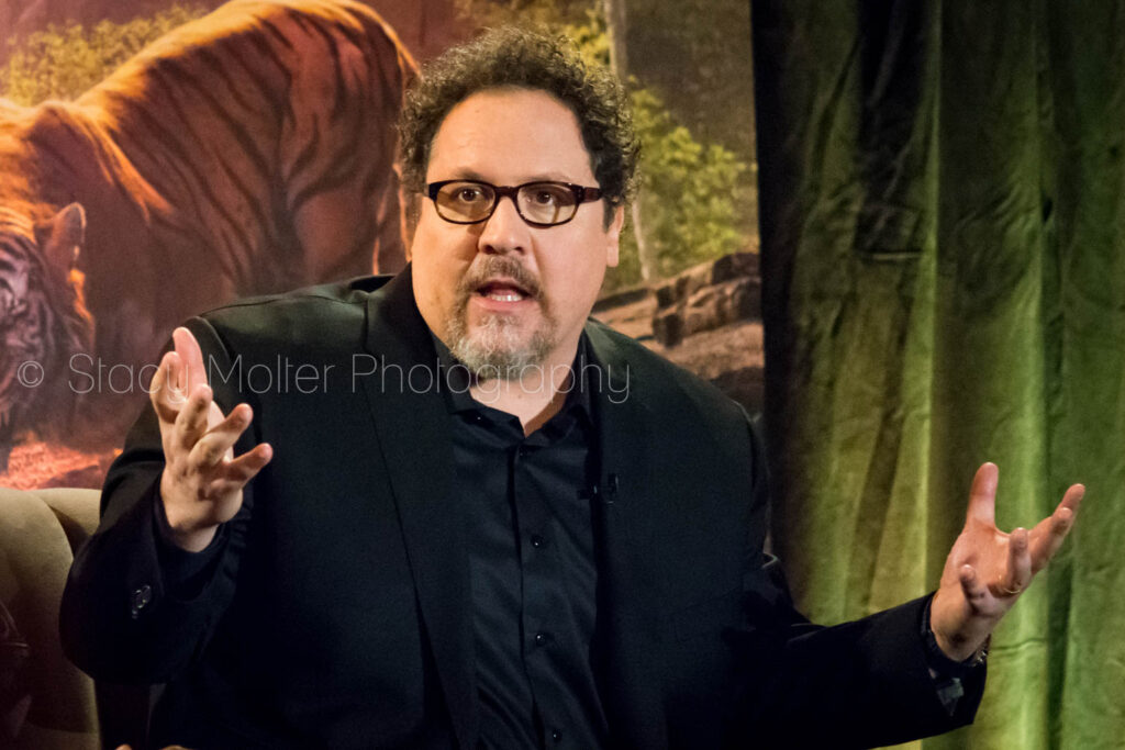 Disney's The Jungle Book Press Conference