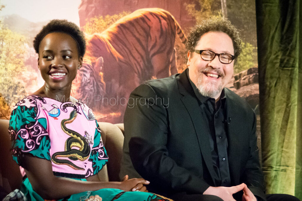 Disney's The Jungle Book Press Conference