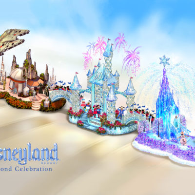 The Dazzling Adventures of the Disneyland Resort Comes to the 2016 Rose Parade