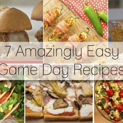 Game Day Recipes and Traditions