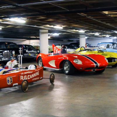 The Petersen Automotive Museum Vault Reopens to the Public