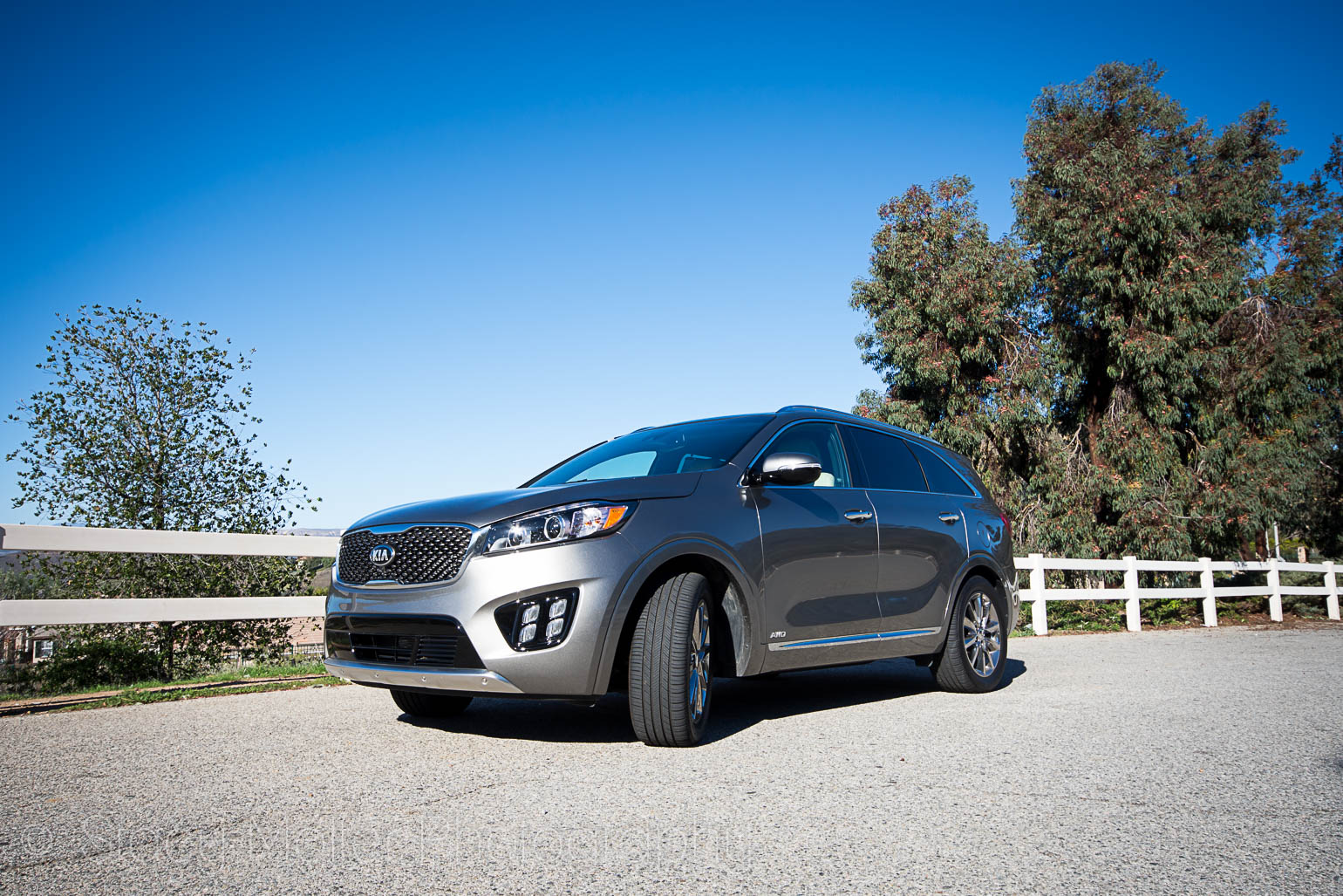 2016 Kia Sorento AWD Review