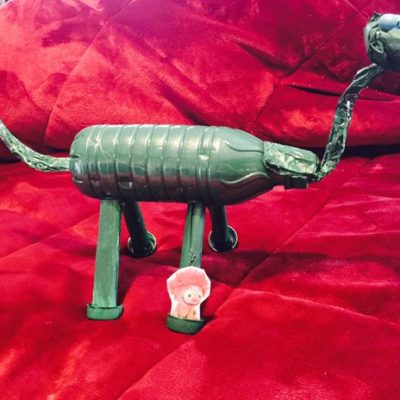 Winner Announced: The Good Dinosaur Recyclosaurus Contest