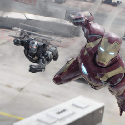 Captain America: Civil War Review – Best Hero vs. Hero Action Yet