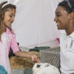 Los Angeles Zoo's Big Bunny's Spring Fling 2016