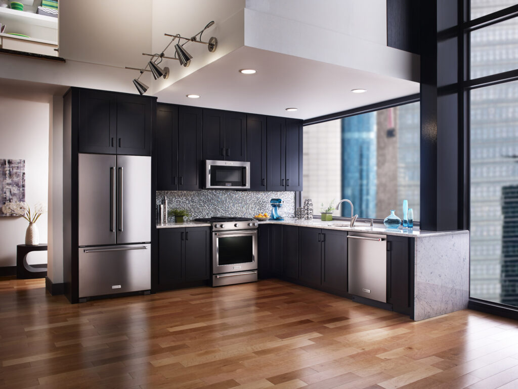 Our Kitchen Remodel with KitchenAid Appliances